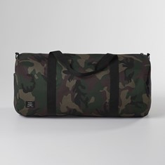 AS Colour Area Camo Duffel Bag