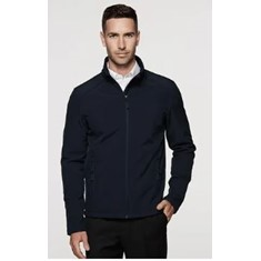 MENS SELWYN SOFT-SHELL JACKET - XL