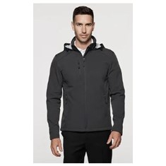 MENS OLYMPUS SOFT SHELL JACKET - XL