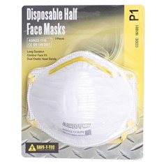 P1 Disposable Mask 3 Pack