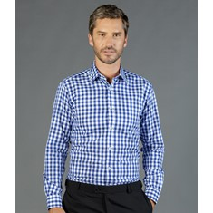 DEGRAVES - ROYAL OXFORD LONG SLEEVE SHIRT