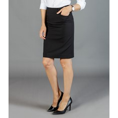 ELLIOT - WOMENS WASHABLE PENCIL SKIRT