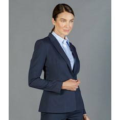Elliot - WOMENS WASHABLE ONE BUTTON JACKET