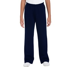 Youth Open Bottom Sweatpants