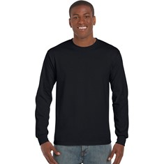 Classic Fit Adult Long Sleeve T- Shirt