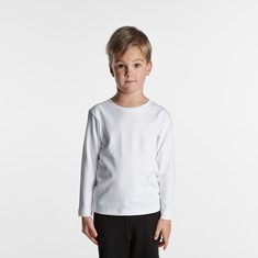 AS Colour Kids' Long Sleeve Tee