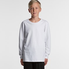 AS Colour Youth Long Sleeve Tee