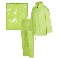 JB'S BAGGED RAIN JACKET/PANT SET