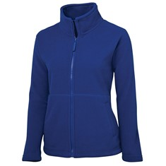 JB's LADIES' FULL ZIP MICRO FLEECE JACKET