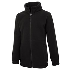 JB's ADULTS' POLAR FLEECE FULL ZIP JACKET