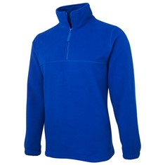 JB's ADULT 1/2 ZIP POLAR FLEECE
