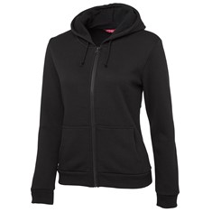 JB's Ladies' Full Zip Hoodie