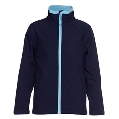Podium Kids Water Resistant Softshell Jacket