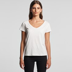 AS Colour Women's La Brea V-Neck Tee