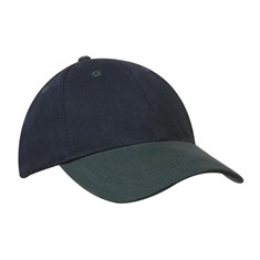 Brushed Heavy Cotton Cap 4199