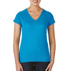 Performance Ladies' V-Neck Tech T-Shirt