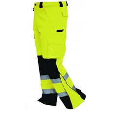Extreme Two Tone Overtrousers Yellow
