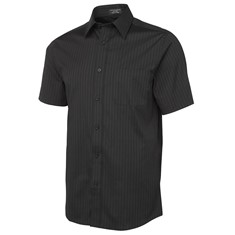 Mens Urban Short Sleeved Poplin Shirt
