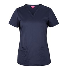 JB's LADIES' PREMIUM SCRUB TOP