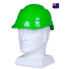 NON-VENTED HARD HAT / SHORT PEAK