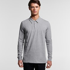 CHAD LONG SLEEVED POLO