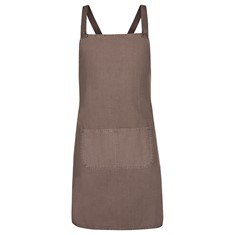 JB's Cross Back Canvas Apron - No Straps