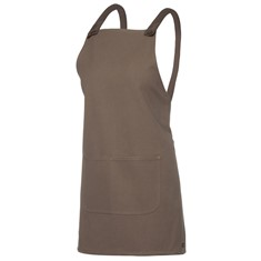 JB's CROSS BACK 65X71 BIB CANVAS APRON (WITHOUT STRAP)