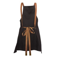 JB's CHANGEABLE PU CROSS BACK APRON STRAP
