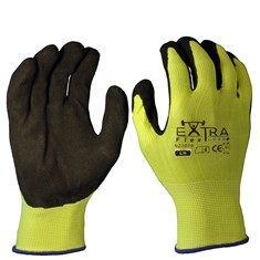 Extra Flex Grab + Hi-Vis Gloves