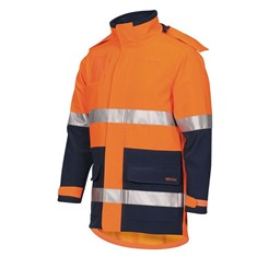 Hi Vis Day/Night Soft Shell Industry Jacket