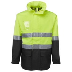 Hi Vis Day & Night Long Line Jacket