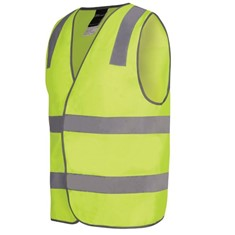 JB'S HV (D/N) SAFETY VEST SECURITY/STAFF/VISITOR