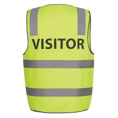 JB's HI VIS DAY/NIGHT SAFETY VEST - VISITOR