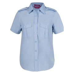 Ladies Epaulette Shirt S/S