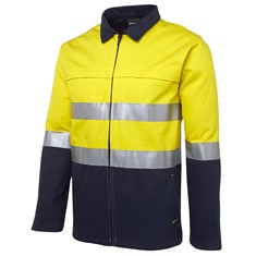 Hi Vis Day/Night Cotton Jacket