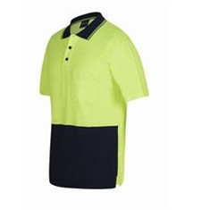 JB'S HV 4602.1 SHORT SLEEVED BAMBOO BACK POLO