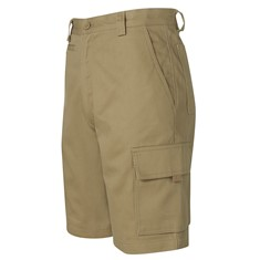 Mercerised Multi Pocket Short