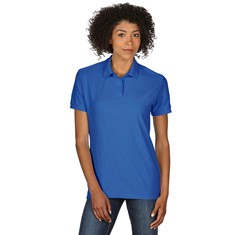 DryBlend – Semi-fitted Ladies' Double Piquè Sport Shirt