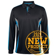 JB's Podium Long Sleeve Cool Polo - Unisex