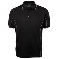Piping Polo Short Sleeved