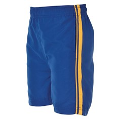 Kids Dual Stripe Warm Up Short