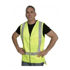 Flame Retardant Vest Yellow