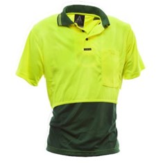 Day Only Polo Shirt Short Sleeved
