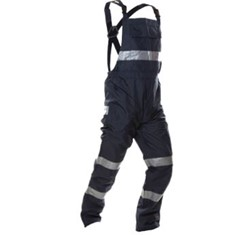 PU Coated Bib Trousers