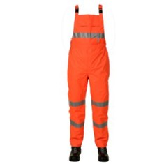 Flame Retardant Bib Over Trouser