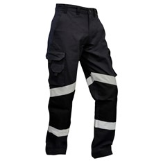 Rip Stop Cotton Pants – Hi Vis Tape