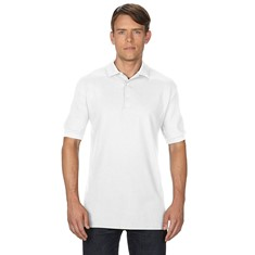 Premium Cotton Ring Spun – Classic Fit Adult Double Piquè Sport Shirt
