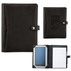 Pedova ETech Jr. Padfolio with Snap Closure