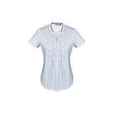 Advatex Ladies Sandy Linear Pleat Knit Top