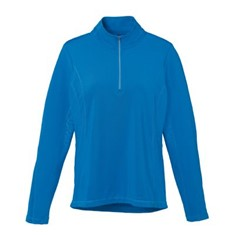 CALTECH KNIT PREMIUM 1/4 ZIP TOP-WOMEN'S